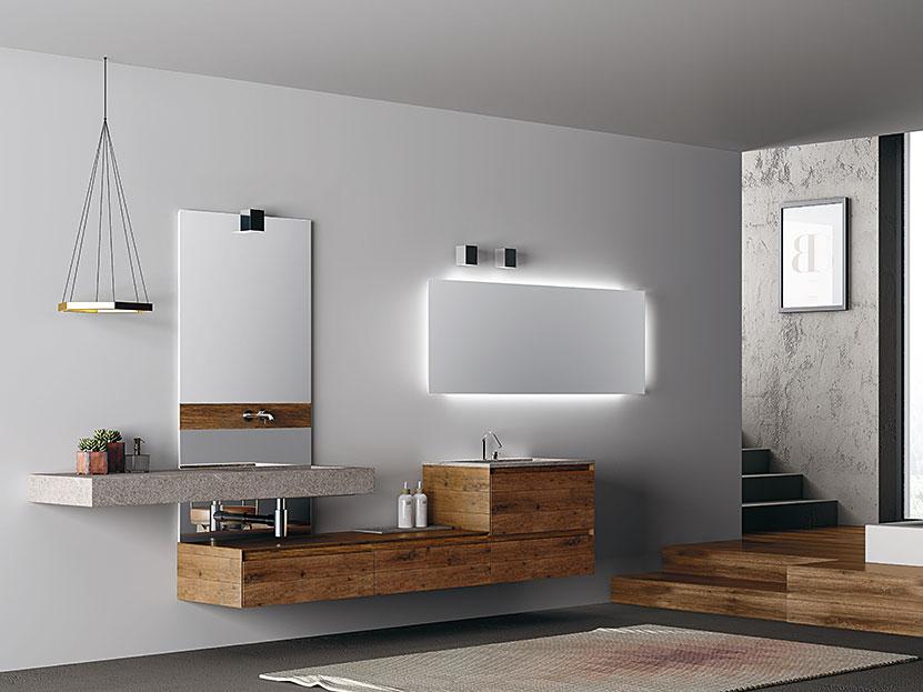 Arredo bagno bolzano design per la casa for Mobili bagno trento