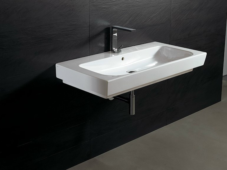 Lavabo rectangular 100